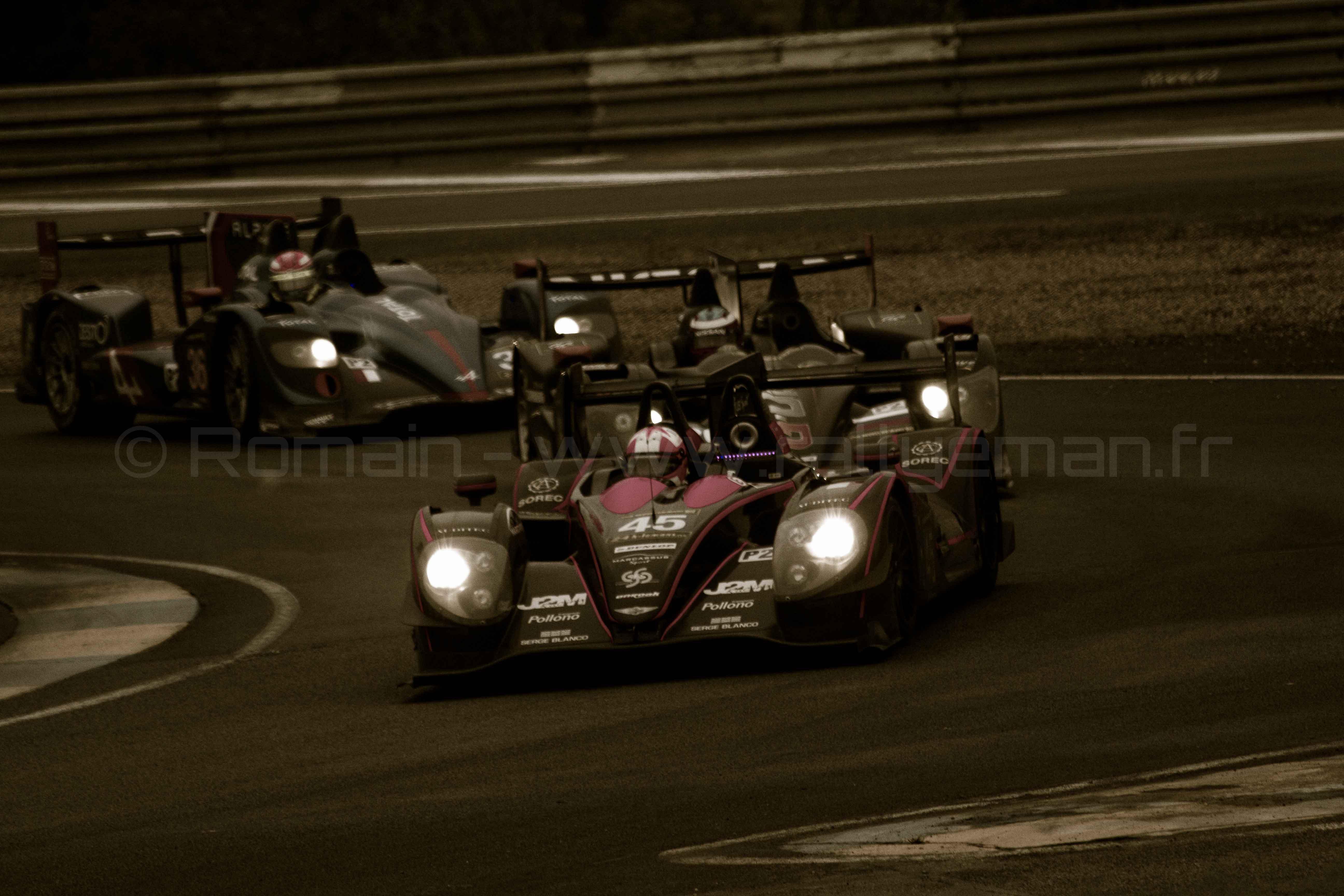 OAK Racing 24H du Mans 2013